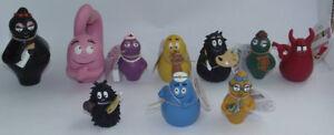 Barbapapa figurines en PVC Plastoy figurine