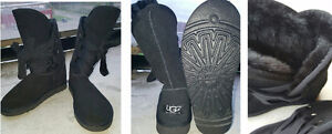 New Lace up Uggs