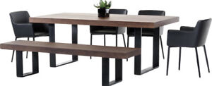 Beautiful, Modern Dining Table. Brand new - Never used.