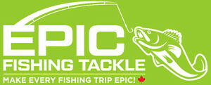 CONTEST free fishing tackle