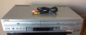 Sony  DVD VCR  Player/Recorder Combo, Like New!
