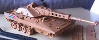 gi joe - mauler M.B.T tank - with driver. 1985