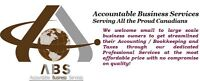 Customized Accounting Solutions; starts @ $25 !!