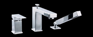 High-End Bathtub Faucet - Robinetterie Royal *NEW*