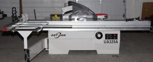 New sliding table saw - ARTISAN UA320A - NBM1802