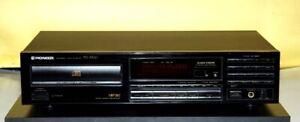 Pioneer CD Player Deck Model PD-5700. Rare.