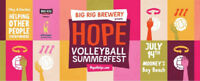 Players Wanted For Hope Volleyball