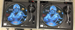Pair of TECHNICS SL1200MK2 direct-drive Stereo Turntables $1499