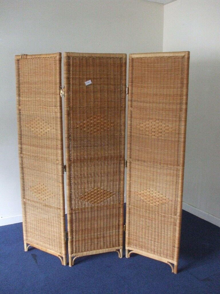 Wicker Room Divider Best Home Interior