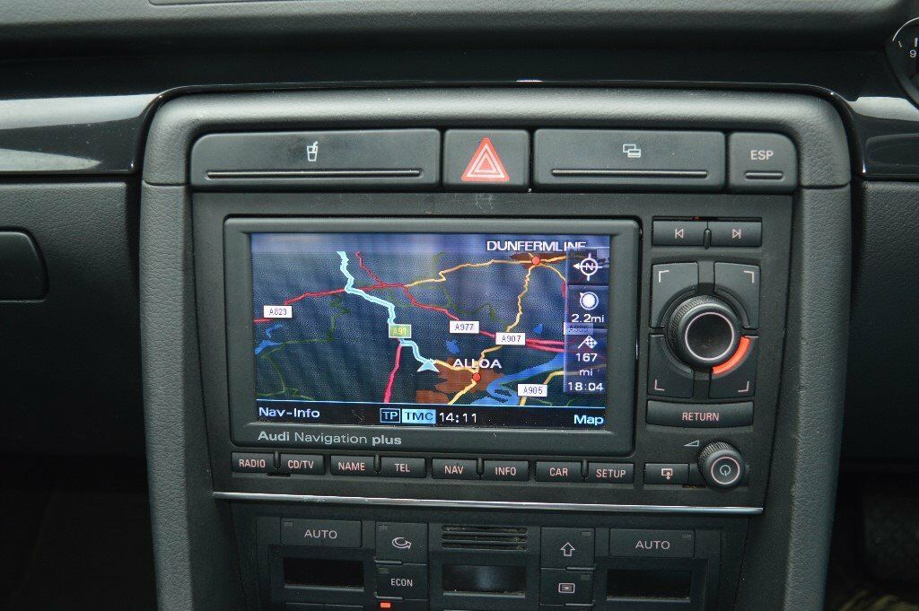 Audi navigation plus wiring wiring data audi a4 s4 navigation plus satnav rns e 8e0035192t 2009 full audi certified pre owned audi navigation plus wiring asfbconference2016 Images