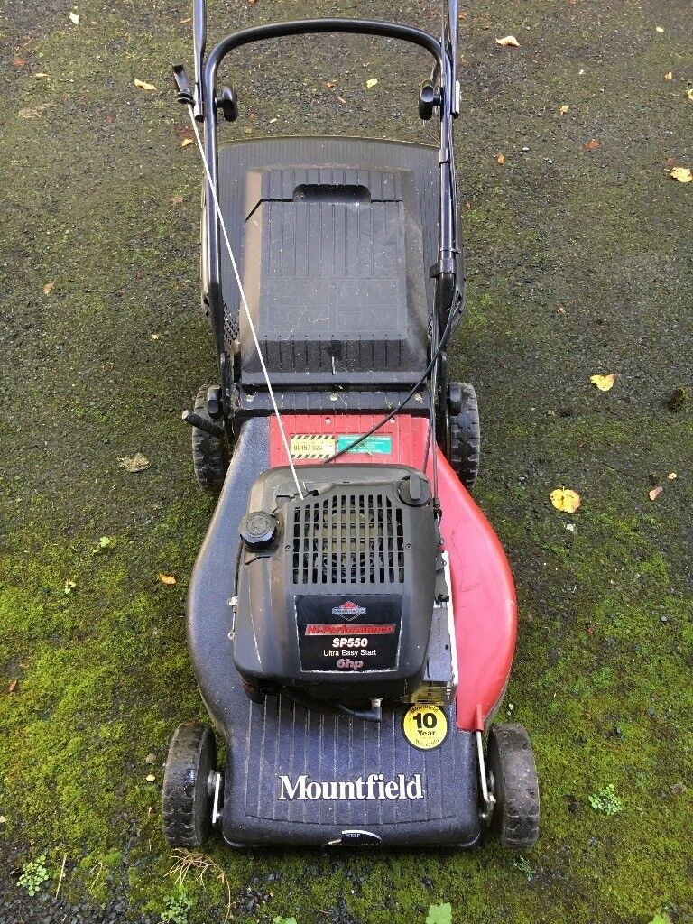 ... Array - mountfield sp550 6hp petrol lawnmower powerful and solid in rh  ...