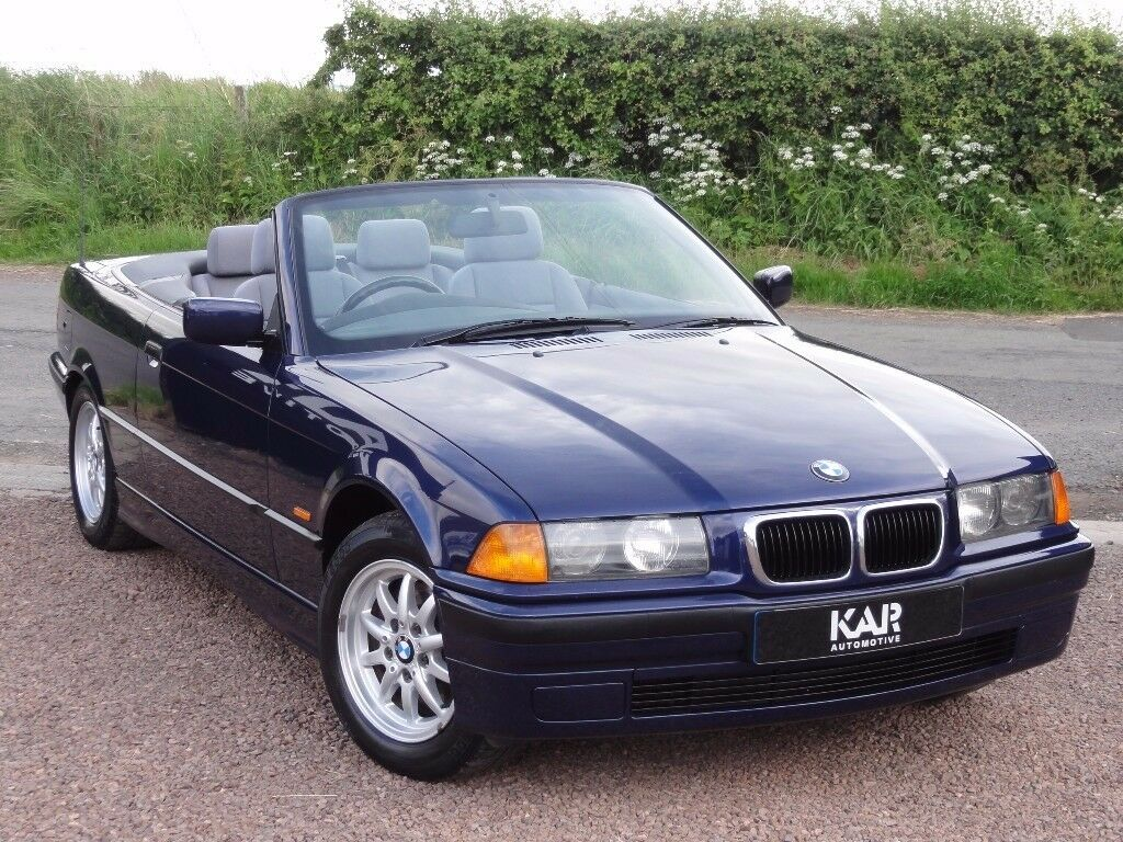 E36 Manual Back Gt Gallery For Chess Checkmate Diagram Array Bmw 318i Se Convertible 1997 P Reg Only 50k Miles Rh Gumtree