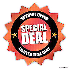 SPECIAL DEAL FOR BUNDLE $100 WITH UNLIMITED HIGH SPEED INTERNET
