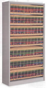 Heavy Duty STEEL, Unit SpaceFinder Systems, beige color, Shelves