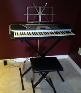 Electric Keyboard Set