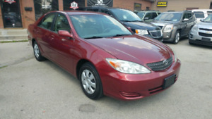 2002 Toyota Camry LE 168,166 KM Very Clean