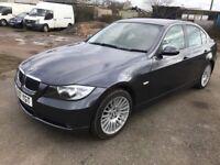 BMW 3 SERIES 325D SE 4 DOOR SALOON 2993cc (2007) DIESEL.