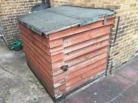 Garden Shed - dismantle and take away - FREE