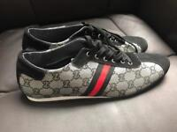 Mens gucci shoes never worn size 9