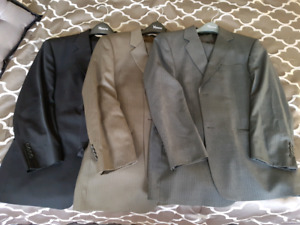 Mens Suits from Moore's. Excellent condition