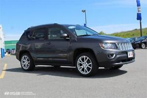 2014 Jeep Compass Limited! Leather! 4X4! New tires!