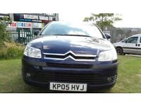 2005 CITROEN C4 SX 1.4 PETROL H/BACK 5 DOOR VERY GOOD CONDITION £995 12 MONTHS MOT