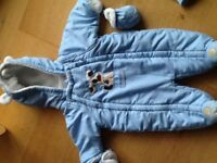 0-3 month boys clothes bundle