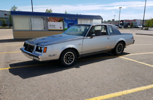 1982 Buick Regal T-Type