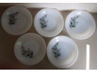Rare design retro pyrex dishes 'daisy'