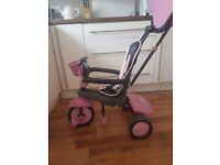 Pink SmarTrike, used but great condition