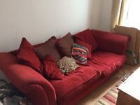 Free large sofa! Collection only