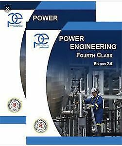 4th Class Power Engineering Textbooks Pan Global
