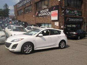 2010 Mazda MAZDA3 SPORT AUTO!!! LOADED!!! ALLOYS!!! FULLY CERTIF