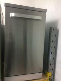 Stainless steel Kenwood 50cm dishwasher good condition with guarantee bargain