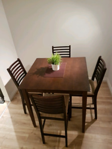 Table + 4 Chairs ***$95***