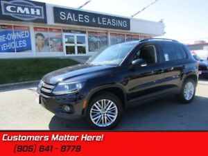 2016 Volkswagen Tiguan Special Edition  AWD, 4MOTION, SPECIAL ED