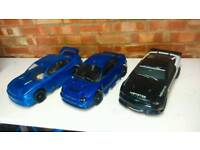 Nitro cars X2 Subaru X1 need for Speed mustang police chase car may swap savage ect