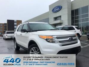 2015 Ford Explorer XLT |  7 Passagés V6