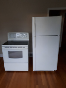 Kenmore fridge and stove SOLD PPU