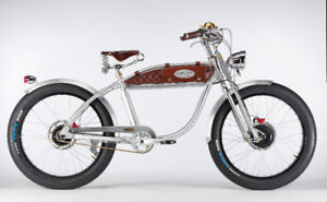 Italjet Ascot One - E Bike - Prestige and Performance