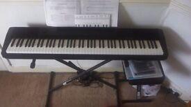 Full length keyboard
