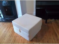 Cube folding bed/seat free to good home