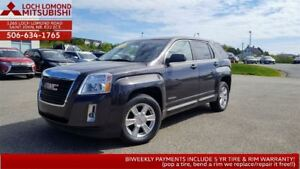 2013 GMC Terrain SLE-1 only $138 BW in June!