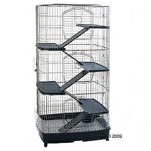 Cage pour furet ou chinchillas