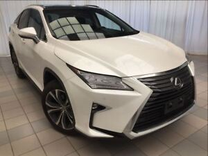 2017 Lexus RX 350 Executive Package: Cargo Liner, Hood Tape.
