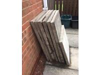 Paving Slabs / Flags, free to anyone who can collect