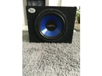 LEGACY SERIES 4 AMP AND SUB 1000W