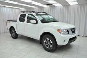 2014 Nissan Frontier PRO-4X 4x4 4DR 5PASS CREW CAB w/ BLUETOOTH,