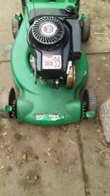 Petrol lawnmower part or repair