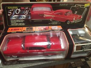 New Bright Red '57 Chevy Chevrolet remote control car